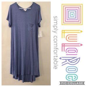 LuLaRoe Carly Dress Large NWT
